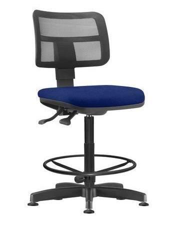 Cadeira Caixa Executiva Giratória em Tela – ZIP