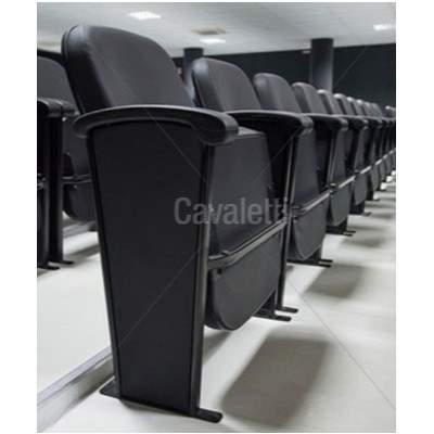 Cadeira de Auditório Fixa 03 Lugares – Box