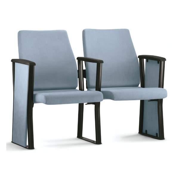 Cadeira de Auditório Fixa 02 Lugares – Séphia