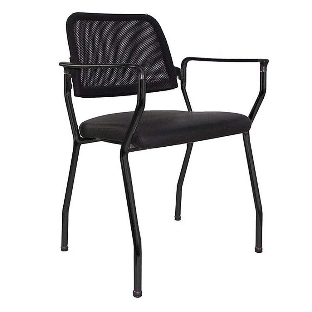 Cadeira Escritório Fixa CF1600702 New Net Cavaletti