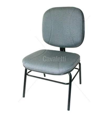 Cadeira Escritório Fixa Executiva PF0400701 Extra Start Cavaletti