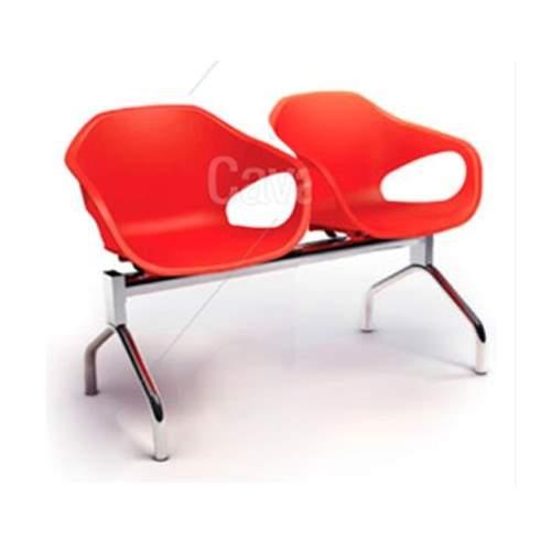 Cadeira Longarina de 02 Lugares CS3311002 Stay Cavaletti