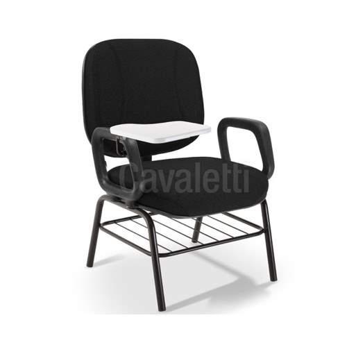 Cadeira Universitária Diretor Extra com Prancheta Escamoteável PF0460110 Start Cavaletti