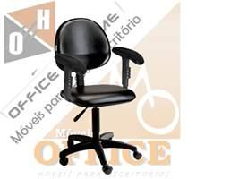 Cadeira Executiva Giratória  Com Braço Stil