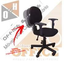 Cadeira Executiva Giratória  Back Stil