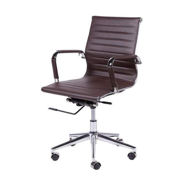 Cadeira Diretor Branca Charles Eames