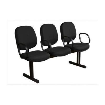 Cadeira Longarina de 03 Lugares – Diretor