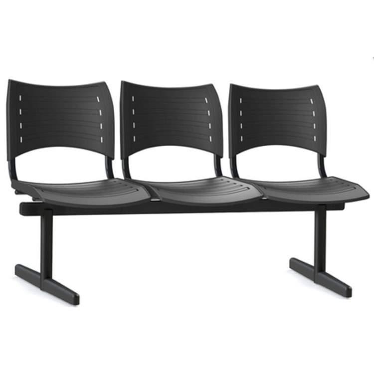 Cadeira Longarina de 03 Lugares – ISO