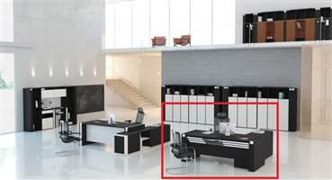 Mesa com armário balcão 178/205 ou 208/205