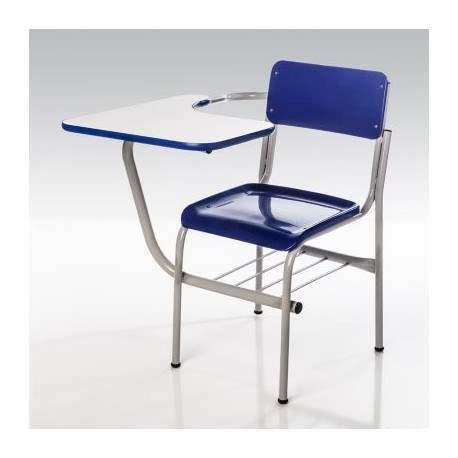 Cadeira Universitária Polipropileno Pranchetão
