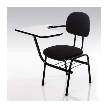Cadeira  Universitária Estofada Pranchetão