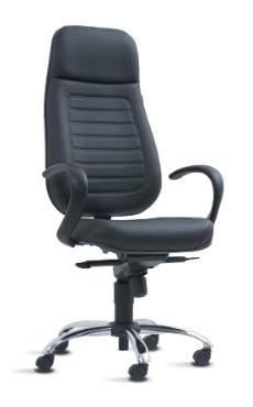 Cadeira Giratória Presidente Extra C/B Viena Plus Office
