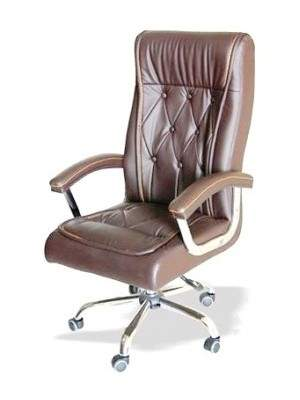 Cadeira Giratória Presidente C/B Mola Rhozan