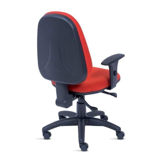 Cadeira Diretor Giratória Back System – Staft