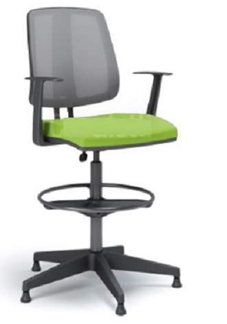 Cadeira Caixa Giratória Diretor C/B CG4302201 Flip Cavaletti