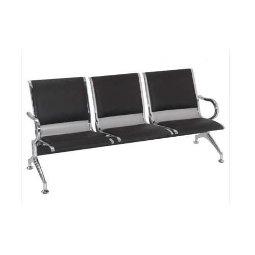 Cadeira Longarina de 03 Lugares – Blume – Aeroporto