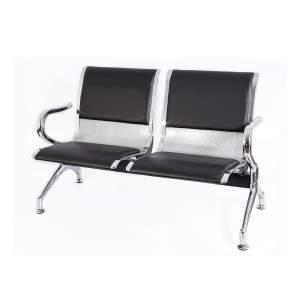 Cadeira Longarina de 2 Lugares Aeroporto Rhozan