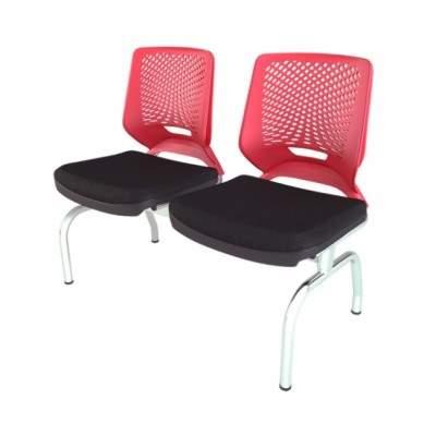 Cadeira Longarina de 2 Lugares Bezzi