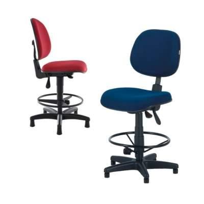 Cadeira Caixa Giratória Executiva Back System S/B Office