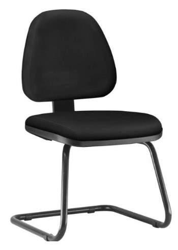 Cadeira Escritório Baixa Fixa Continua SKY