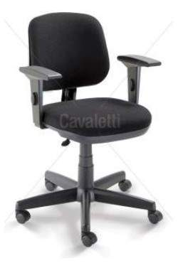 Cadeira Giratória Executiva 4103 Start Cavaletti