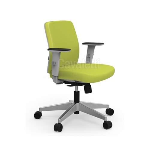 Cadeira Diretor Giratória – Idealle