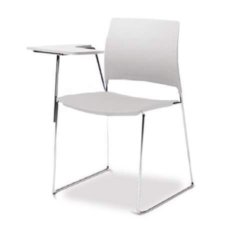 Cadeira Universitária Secretária com Prancheta Fixa CF3400635 Go Cavaletti