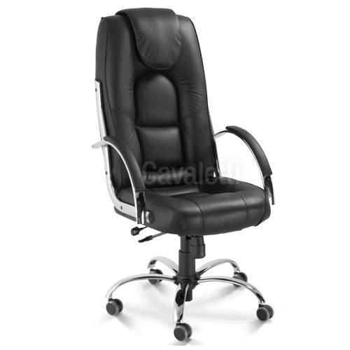 Cadeira Giratória Presidente C/B PG2030104 Prime Cavaletti