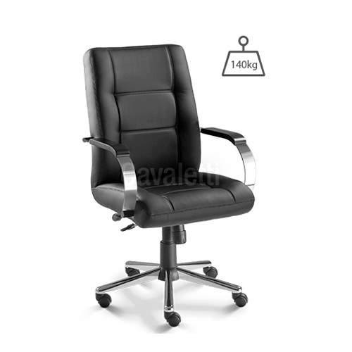 Cadeira Giratória Diretor 20103 140 kg Extra Prime