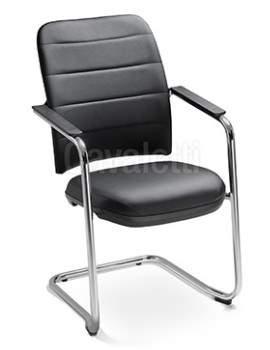 Cadeira Escritório Fixa PF1650602 Soft Cavaletti