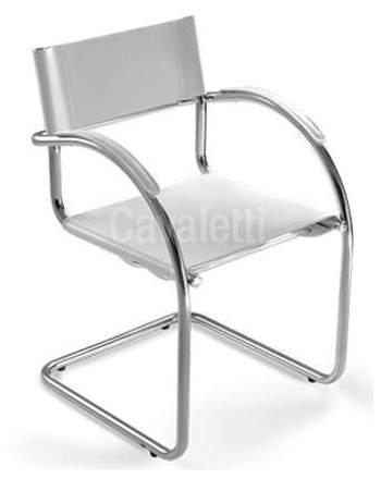 Cadeira Escritório Fixa PF1400701 Chroma Cavaletti